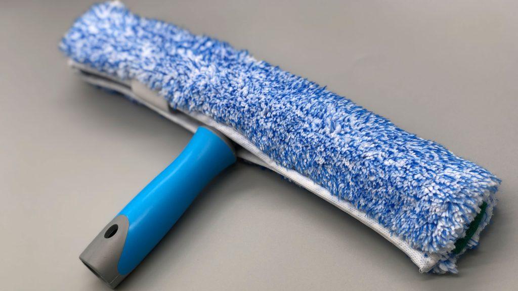 ナルビー製シャンパーはハンドルとマイクロファイバーシャンパーをセットしてお使いいただけます